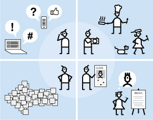 Simple user research methods can help your team stay connected to their audience.