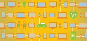 Big data transforming business.