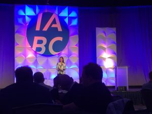Gabrielle Dolan's keynote at IABC 2017.