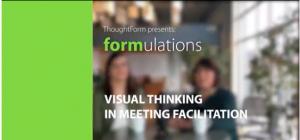ThoughtForm Visual Thinking Meeting Facilitation