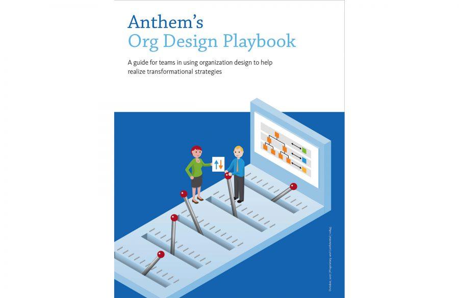 Anthem Inc Accelerating Organization Design