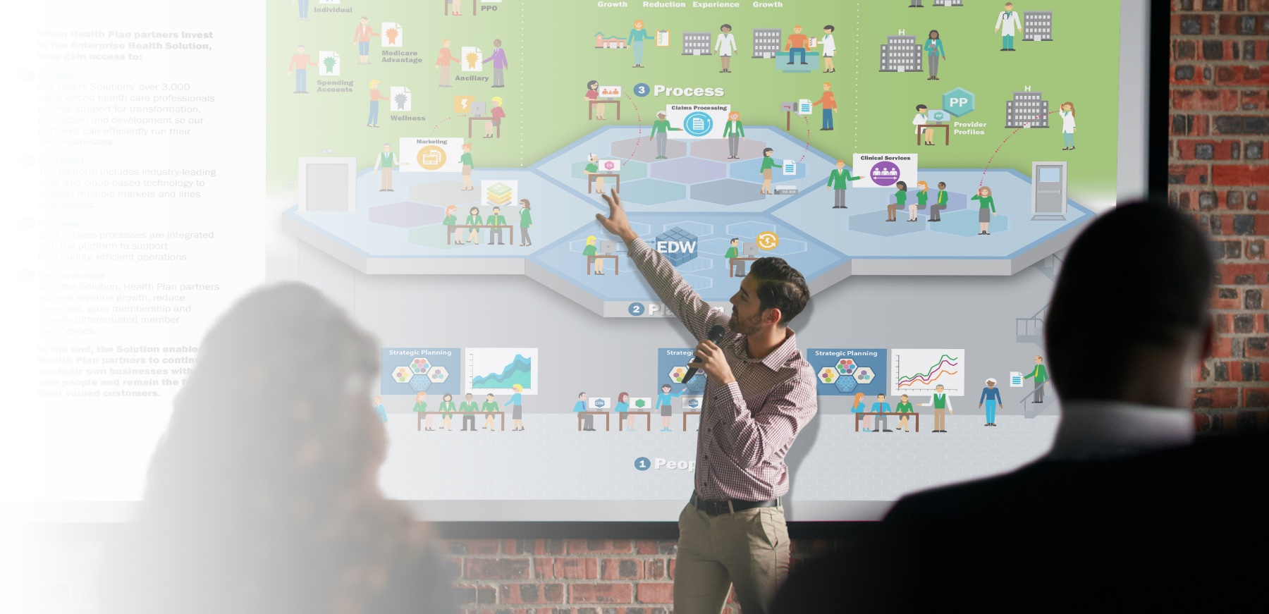 Build a market-shifting business model